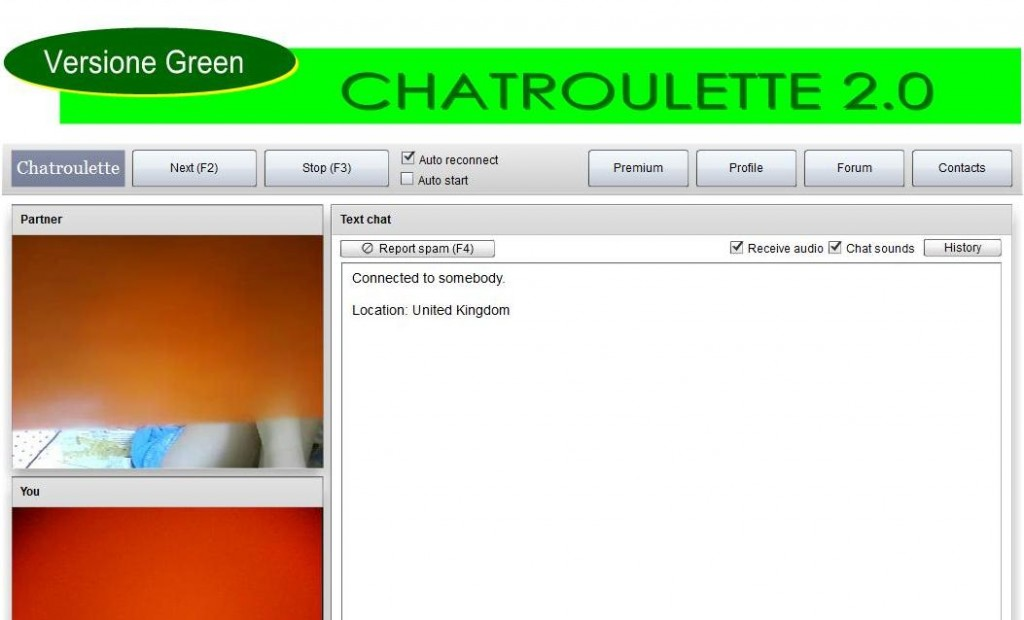 stanze di chat chatrandom alternative